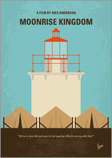Gallery print  Moonrise Kingdom - chungkong