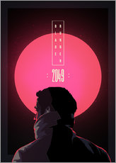 Wall sticker  Blade Runner - 2049 - Fourteenlab