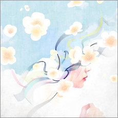 Wall Stickers  Spring - Hajin Bae