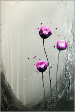 Wall sticker  flowers - Yannick Leniger