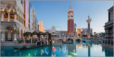 Wall sticker  The Venetian Hotel on South Las Vegas Boulevard - Rainer Mirau