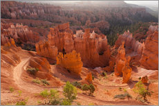 Wall sticker  Bryce Canyon National Park, Vereinigte Staaten, Thors Hammer - Catharina Lux