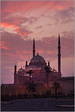 Gallery print  Zitadelle mit Mohamad-Ali-Moschee, Naher Osten, Mohammed-Ali - Catharina Lux