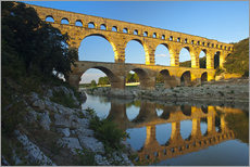 Wall sticker  Pont du Gard, Avignon, southern France - Chris Seba