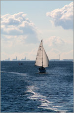 Gallery print  Ferry passage Hiddensee - Stralsund - Catharina Lux