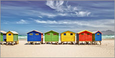 Wall sticker  South Africa - Achim Thomae