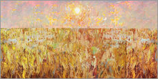 Gallery print  Cornfield Collage - David McConochie