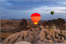 Wall sticker  Cappadocia Turkey - Achim Thomae