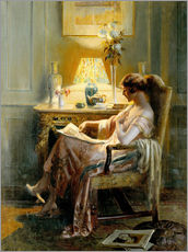 Gallery print  Quiet moments - Delphin Enjolras