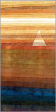 Gallery print  Lonely - Paul Klee