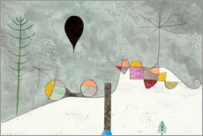 Paul Klee - Winter Picture