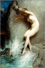 Gallery print  Andromeda - Gustave Doré