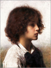 Wall sticker  Faraway Thoughts - Alexei Alexevich Harlamoff