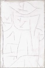 Wall Stickers  Seemingly Modest - Paul Klee