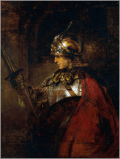 Gallery print  Alexander the Great - Rembrandt van Rijn
