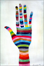 Gallery print  The hand 4 - Diego Manuel Rodriguez