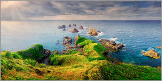 Gallery print  New Zealand Nugget Point - Michael Rucker
