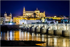 Wall Stickers  Cordoba at night - Jörg Gamroth
