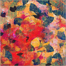 Gallery print  Falling Leaves - David McConochie