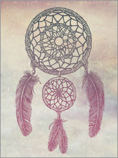 Gallery print  Dream Catcher Rose - Rachel Caldwell