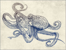 Wall sticker  OCTO - Rachel Caldwell