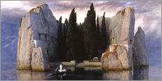 Gallery Print  Island of the Dead - Arnold Böcklin