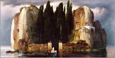 Gallery print  The Isle of the Dead - Arnold Böcklin