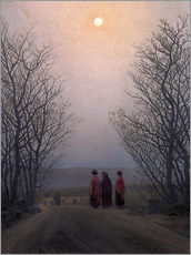 Gallery print  Easter morning - Caspar David Friedrich