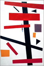Wall sticker Suprematism No.50