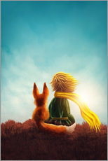 Wall sticker The Little Prince