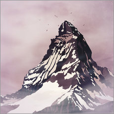 Wall Stickers Matterhorn