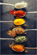 Gallery print  Spices Mix