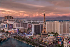 Wall sticker  Las Vegas Sunrise - Elena Papadopolis