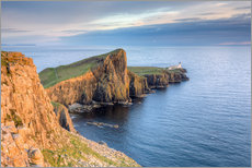 Gallery Print  Neist Point, Isle of Skye, Scotland - Michael Valjak