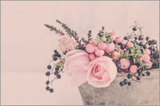 Wall sticker  Romantic Roses - Andrea Haase Foto