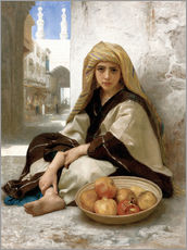 Gallery Print  Marchande de grenades - William Adolphe Bouguereau