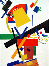 Wall sticker Suprematism