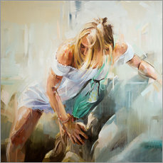 Gallery print  A will and a way - Johnny Morant