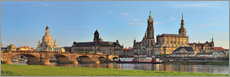 Gallery print  Dresden Canaletto view - Fine Art Images