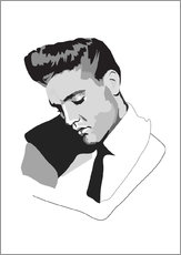 Wall Stickers Elvis