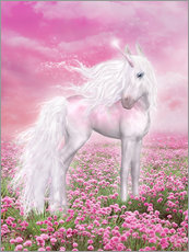Wall Stickers  Unicorn Glitter - Dolphins DreamDesign