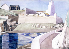 Wall sticker  The Lighthouse - Charles Rennie Mackintosh
