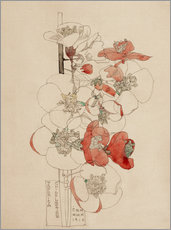 Wall sticker  Japonica - Charles Rennie Mackintosh