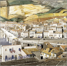 Gallery print  Port Vendres - Charles Rennie Mackintosh