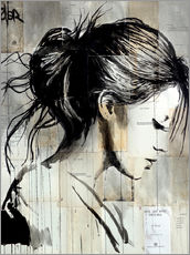 Gallery print  Do not forget your roots - Loui Jover