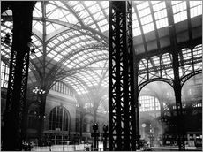 Christian Müringer - Historic New York: Penn Station, Manhattan