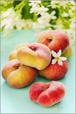 Gallery print  Summer peaches - K&L Food Style