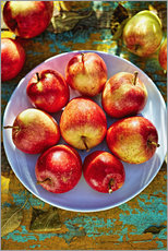 Wall Stickers  Autumn apples - K&L Food Style
