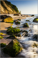Gallery print  Baltic Sea - Stones - Mikolaj Gospodarek