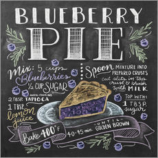 Gallery Print  blueberrypie - Lily & Val